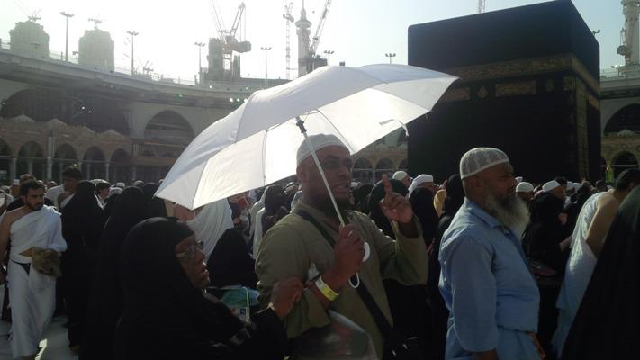 Jamaah Calon Haji (Foto: M Saifullah)
