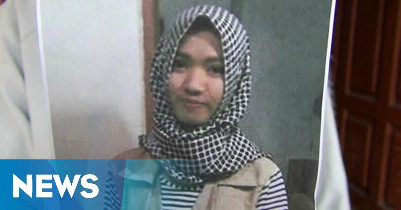 Hilang Tiga Minggu, Juleha Gadis Cantik Ditemukan Bersama Pacar
