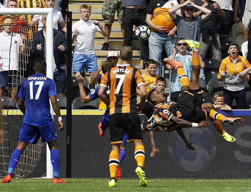 Leicester, Juara Bertahan Pertama yang Takluk di Laga ...