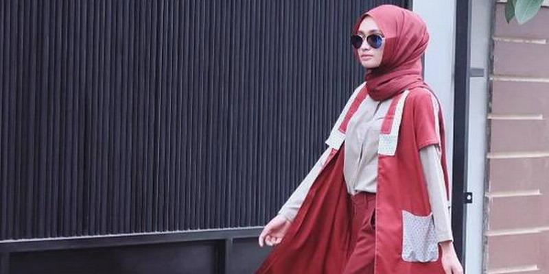 Padu Padan Hijab Merah Putih Rayakan Kemerdekaan Ri Okezone Lifestyle