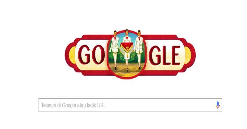 Rayakan Kemerdekaan, Google Pasang Doodle Paskibraka