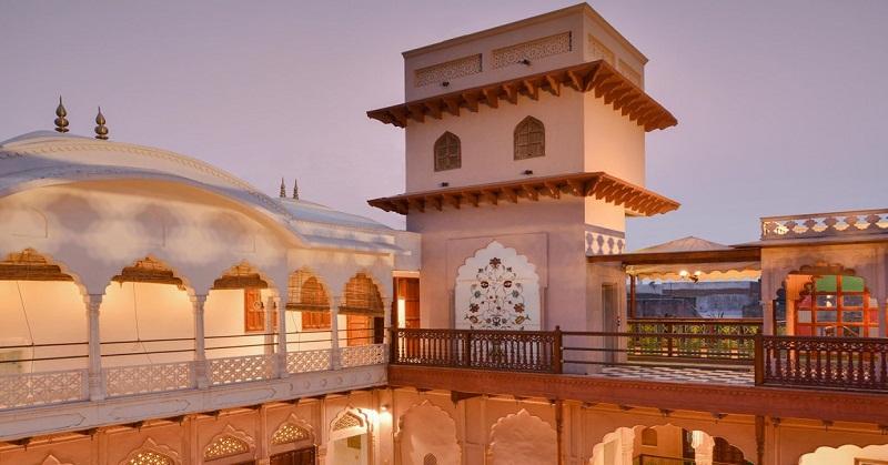 Terpopuler hotel cantik di india ini bangunan berusia 135 for Dekor 17 agustus di hotel