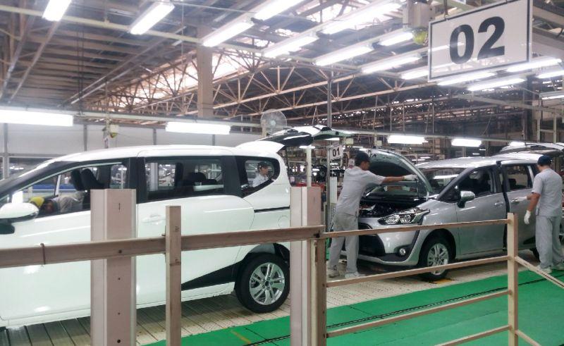 Soal Industri Automotif Presiden Ioi Indonesia Belajar Dari Thailand Okezone News