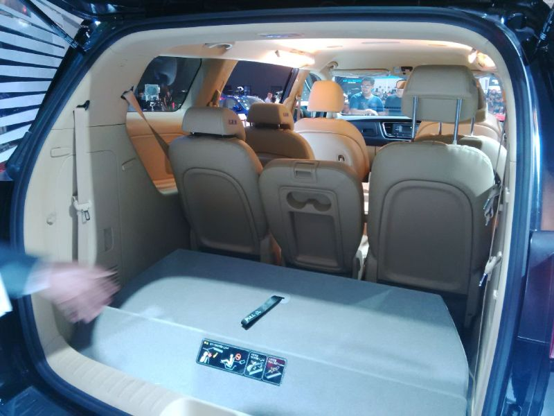 Baru Diluncurkan di GIIAS, MPV Kia Grand Sedona Dipesan 19 Unit