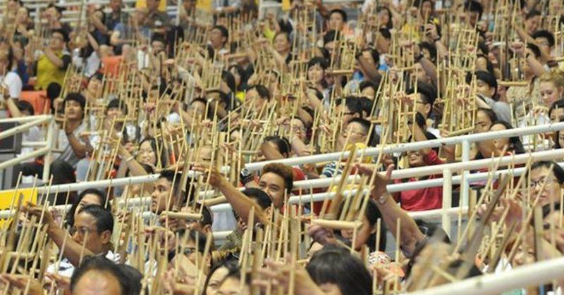 Paduan Angklung ITB Diundang untuk Rayakan HUT ASEAN
