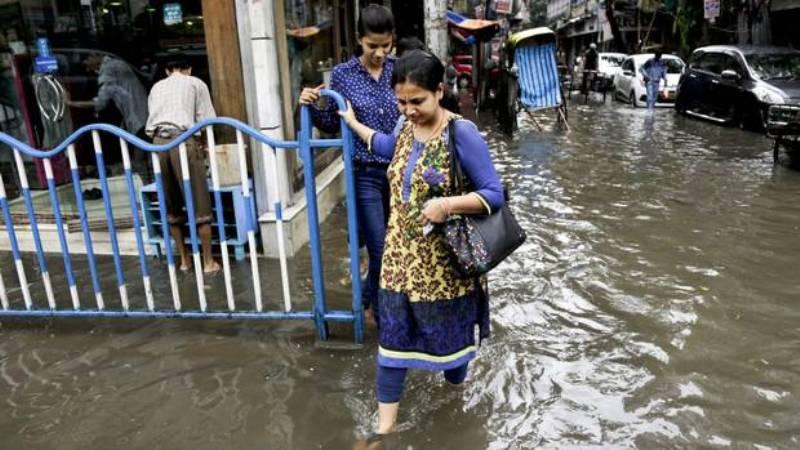 Banjir di India telan puluhan  korban (Foto: AP)