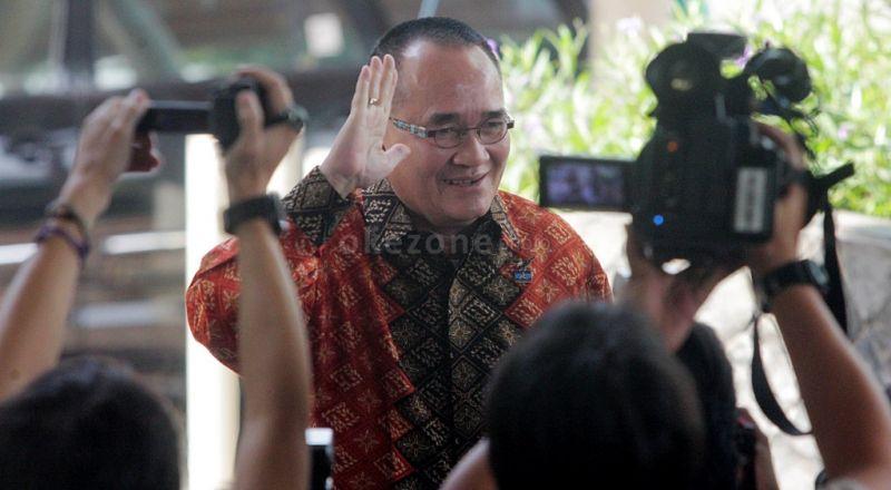 Dicopot dari Jubir Demokrat, Ruhut: Apa Pak SBY Berani Pecat?