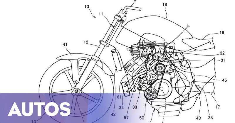 Honda Siapkan Mesin Supercharged Tantang Kawasaki H2R