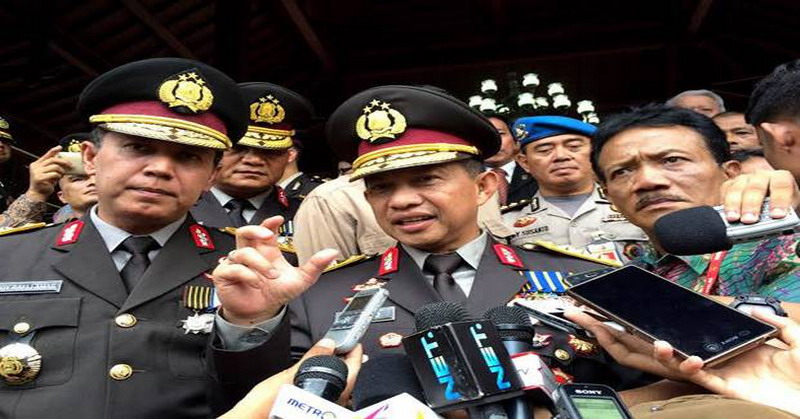 Kapolri: Bentrokan Polisi & Satpol PP di Makassar Jangan Bawa Institusi