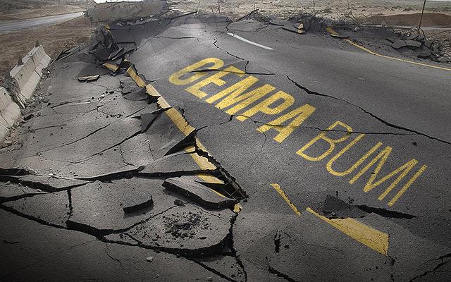 Berselang 18 Menit, Bengkulu Diguncang Dua Kali Gempa Bumi