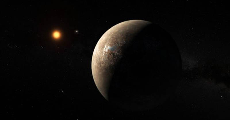 Astronom Temukan Kandidat Planet Pengganti Bumi