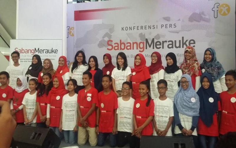 15 Pelajar Jadi Duta Toleransi SabangMerauke