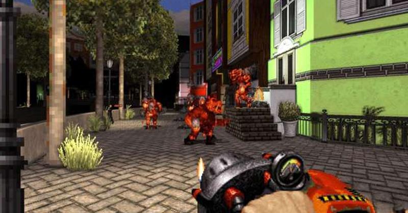 Game Duke Nukem 3D Siap Dirilis Ulang : Okezone techno