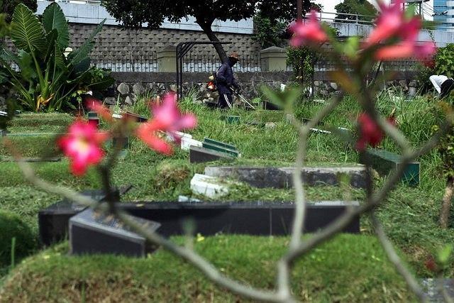 Dikabarkan Bangkit dari Kubur, Makam Hamid Masih Utuh