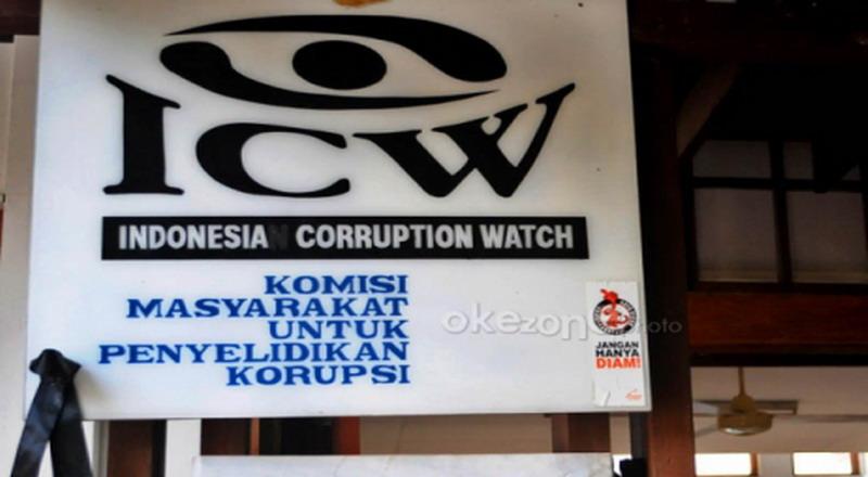 ICW: Penegak Hukum Minim Berantas Korupsi di Bidang Sumber Daya Alam