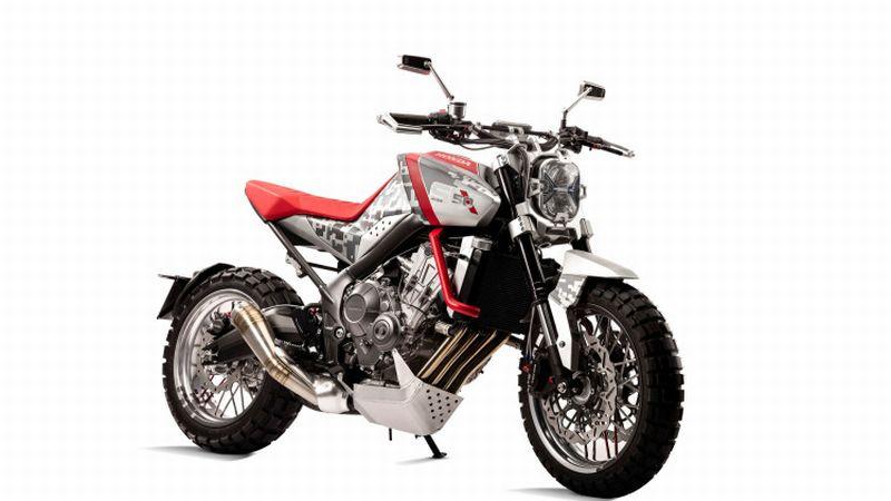 Honda Segera Produksi Motor Klasik Scrambler & Cafe Racer, Gunakan Basis CB650F