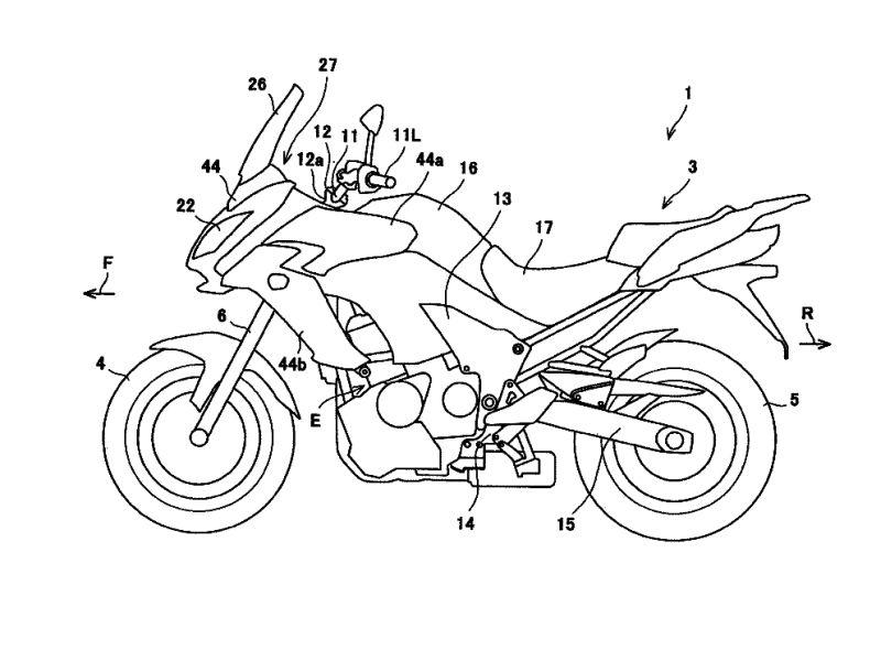 Kawasaki Versys (foto: Morebikes)