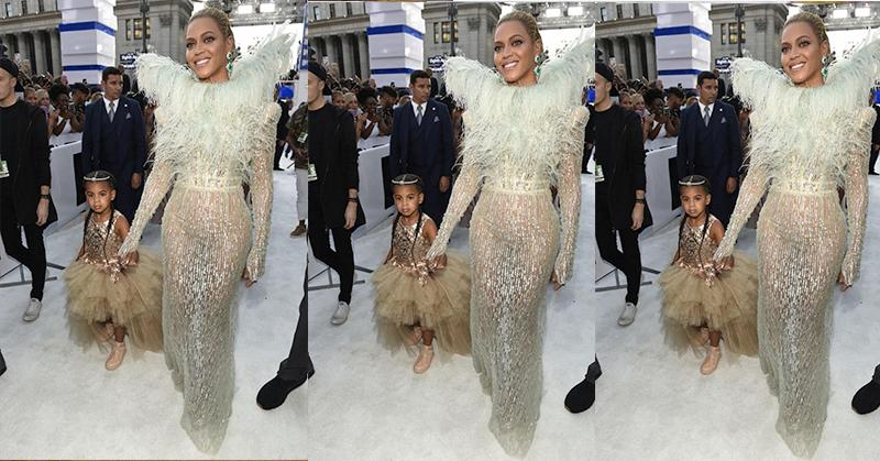 Top Fashion 2 Gaun Keren Putri Beyonce Ternyata Rancangan Desainer Indonesia Okezone Lifestyle