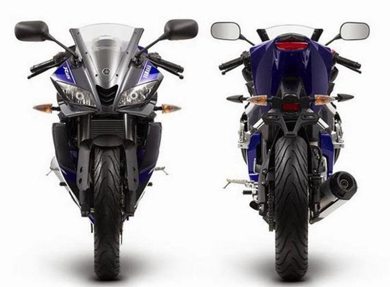 Yamaha YZF-R125 (foto: Umade)