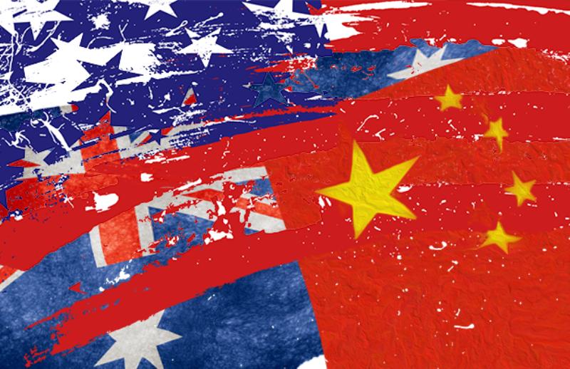 Konflik Laut China Selatan, Australia Dipaksa Pilih AS atau China