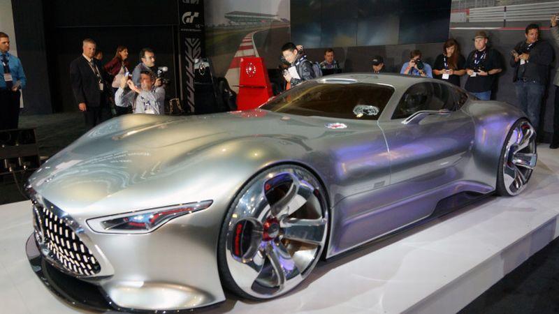 Mercy Siapkan Hypercar Bermesin Mobil F1 Lewis Hamilton Okezone Otomotif