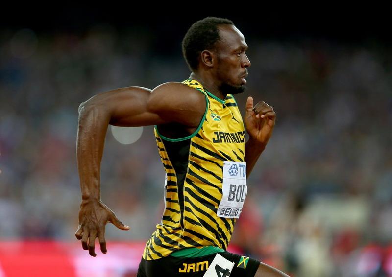 Bolt: Tunjukkan Dadamu jika Ingin Mengenakan Medali Saya!