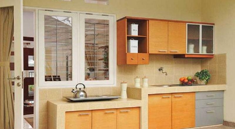 Menyiasati  Dapur  Terbuka di Rumah Sederhana Okezone Economy