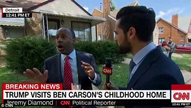 Ben Carson. (Foto: CNN)