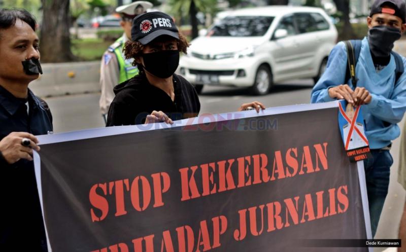LBH Pers: Jangan Sampai Ada Lagi Kekerasan terhadap Jurnalis