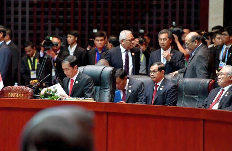 Gambar Kerjasama Asean Di Bidang Ekonomi Dan Perdagangan Jokowi Dorong Kerjasama Asean Jepang Bidang Maritim Dan Sdm Okezone News