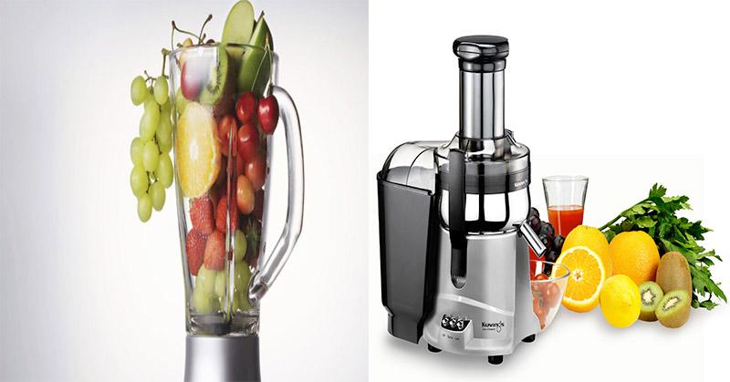 Kenali, Ini Perbedaan Juicer dengan Blender : Okezone Lifestyle