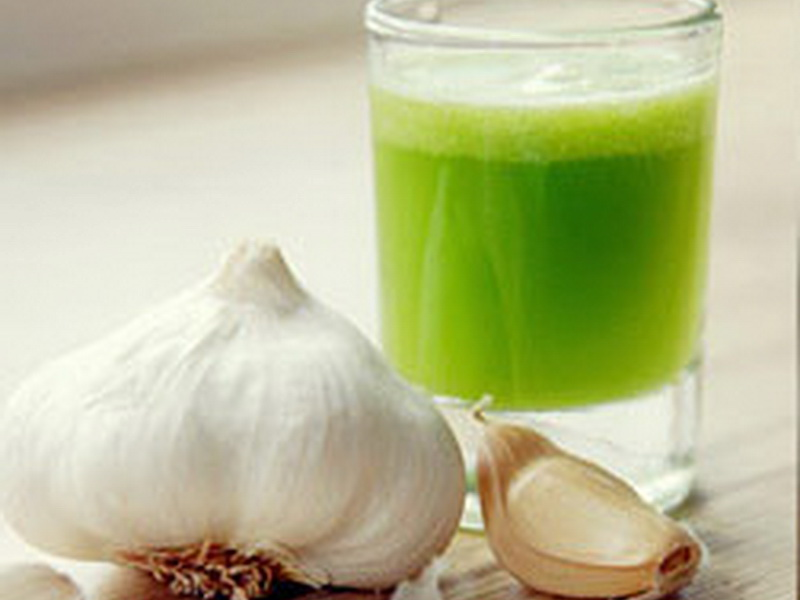 Image result for garlic juice