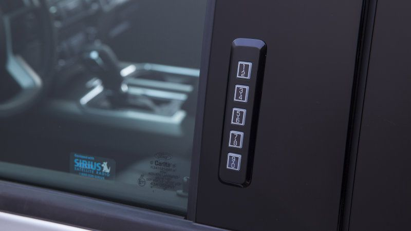 Patenkan teknologi keamanan mobil menggunakan password okezone news
