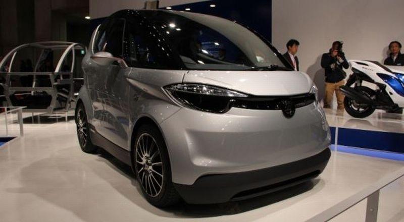 Yamaha Akan Jual Mobil Mungil Motiv Di Indonesia Okezone Otomotif