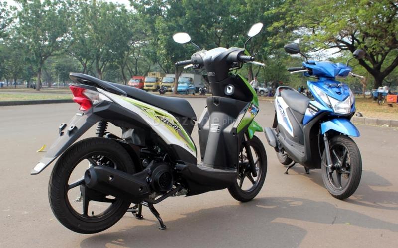 Motor-Motor Skutik Terlaris Selama Agustus 2016