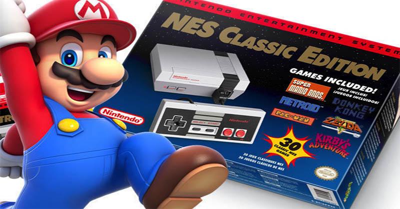 Konsol NES Classic Edition Kedatangan Game Teranyar (1-)