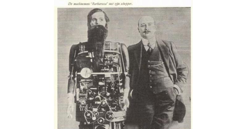 Ini Robot Pertama di Dunia yang Dibangun Ilmuwan Muslim