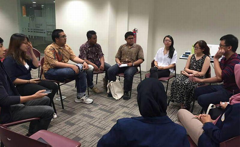 Study Visit, Upaya Kampus Menuju World Class University