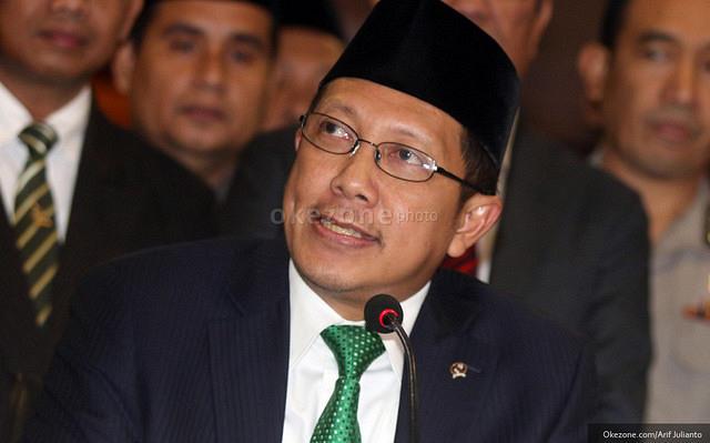 Menteri Agama, Lukman Hakin Saifuddin (Foto: Okezone)