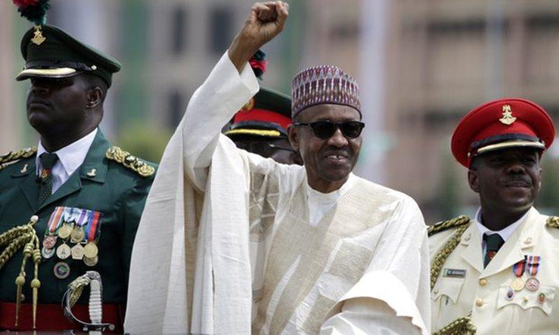 Presiden Nigeria minta maaf usai jiplak pidato Obama (Foto: AP)