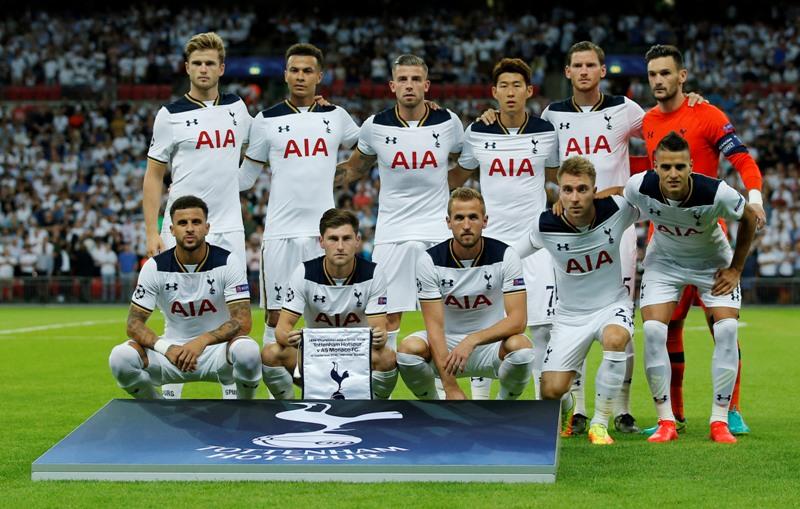 Hasil gambar untuk Pemain Tottenham