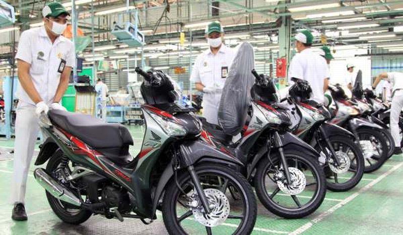 Penjualan Sepeda Motor Sport Menanjak, Jenis Bebek Makin Melempem