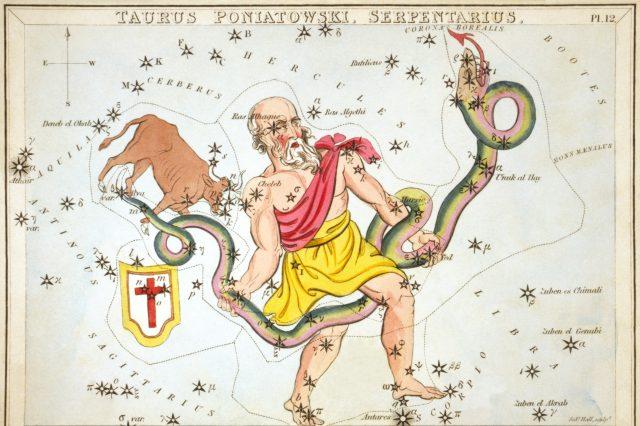Perubahan Konstelasi Bintang Hadirkan Simbol Zodiak Baru?