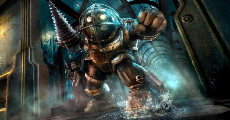 Gamer Keluhkan Masalah Kursor 'Bioshock Remastered'