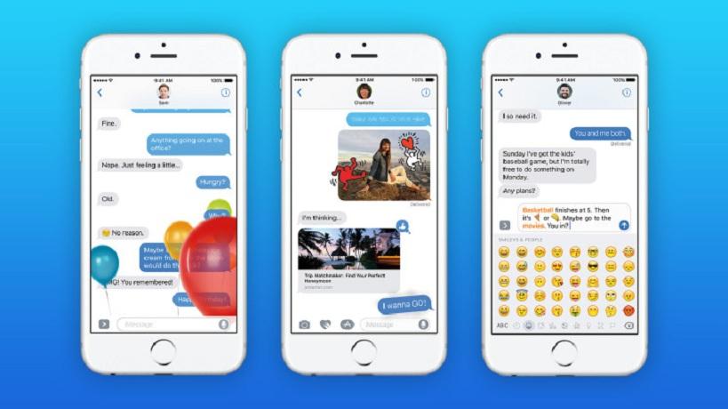 Mengulik Fitur Baru di iMessage iOS 10 (2 -Selesai)