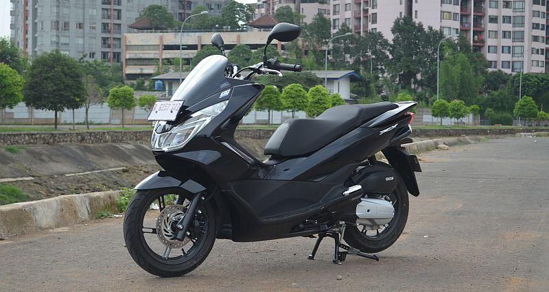 Honda PCX (Foto: Okezone)