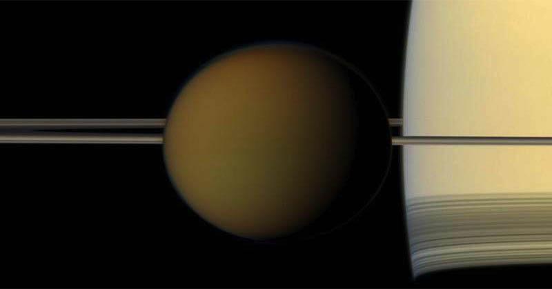 Ilmuwan NASA Temukan Awan Es di Titan