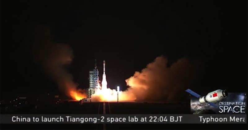 Ini Tujuan China Orbitkan Stasiun Ruang Angkasa Kedua