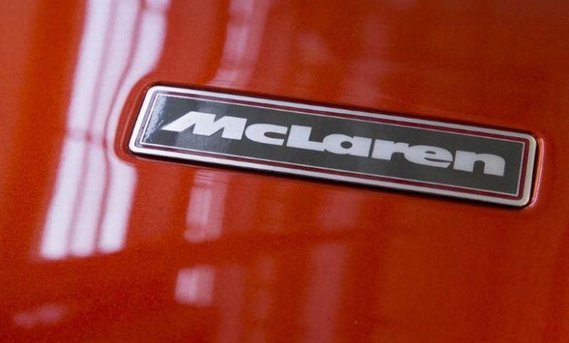 McLaren tepis kerja sama dengan Apple (Foto: Reuters)