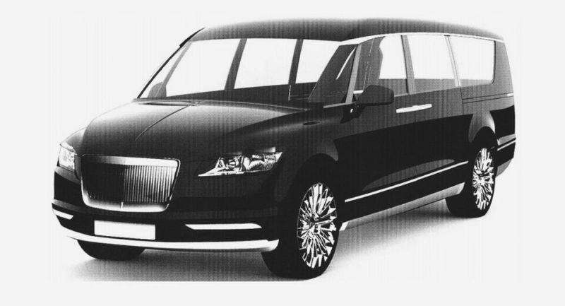 Model MPV Rusia (foto: Carscoops)